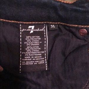 7 For All Mankind Jeans - 7 For All Mankind DOJO